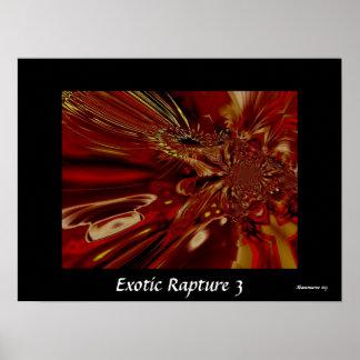 Éxtasis exótico 3 del poster - modificado para req