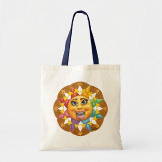 Extatic Sun hace frente al bolso Bolsas De Mano