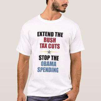 Extend The Bush Tax Cuts T-Shirt