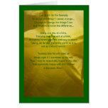 Extended Serinety Prayer Greeting Card