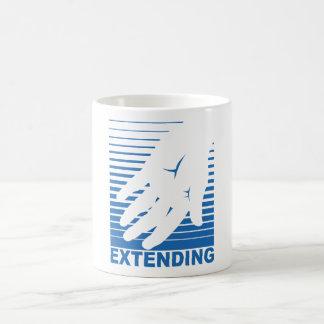 Extending a Helping Hand Mug