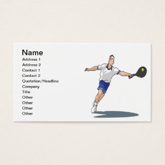 Extension Business Card