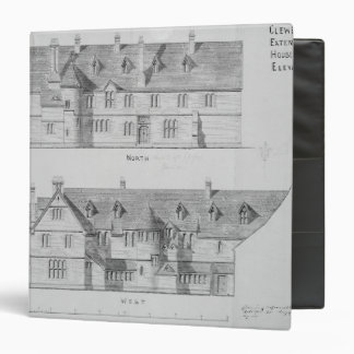 Extension of the House of Mercy, Clewer Binder