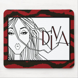 """Extensions of DIVAtude"" Mouse Pad"