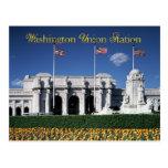Exterior de la estación de la unión, Washington, C Postales