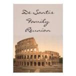 Exterior del Colosseum, Roma, Italia Anuncio Personalizado