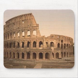 Exterior del Colosseum, Roma, Italia Alfombrilla De Ratón