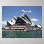 Exterior del teatro de la ópera de Sydney, Sydney, Impresiones