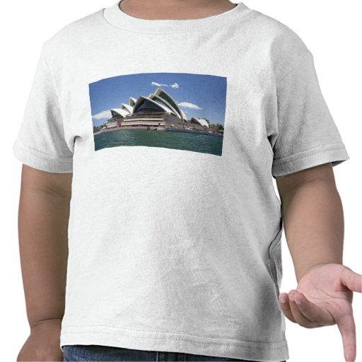 Exterior del teatro de la ópera de Sydney, Sydney, Camisetas