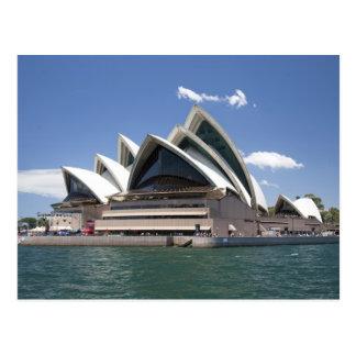 Exterior del teatro de la ópera de Sydney, Sydney, Tarjetas Postales