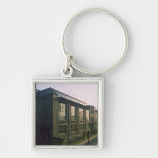 Exterior from the north west, 1899 keychain