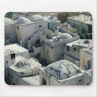 Exterior of David's Tomb Mouse Pad