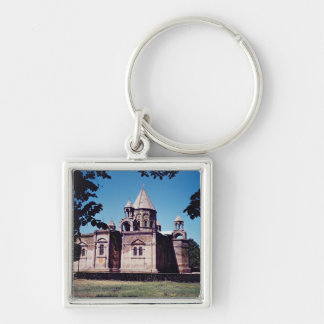 Exterior of Etchmiadzin Cathedral Keychain