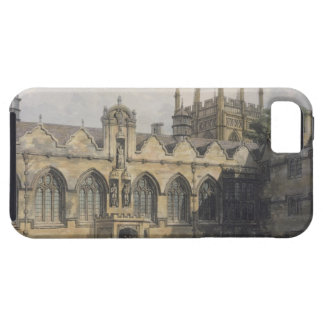Exterior of Oriel College, illustration from the ' iPhone SE/5/5s Case