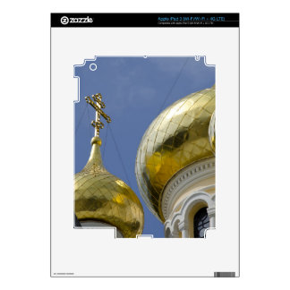 Exterior of Saint Alexander Nevsky Cathedral 4 Decal For iPad 3