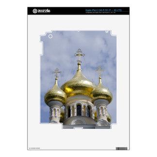 Exterior of Saint Alexander Nevsky Cathedral iPad 3 Skin