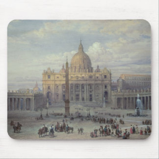 Exterior of St. Peter's Mouse Pad