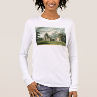 Exterior of The Astronomical Observatory, illustra Long Sleeve T-Shirt