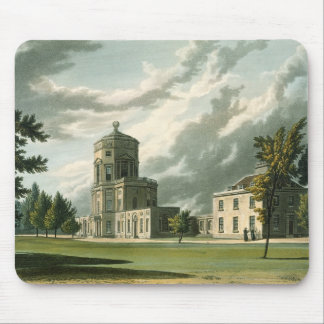 Exterior of The Astronomical Observatory, illustra Mouse Pad