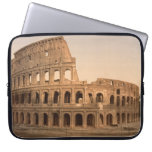 Exterior of the Colosseum, Rome, Italy Laptop Sleeve