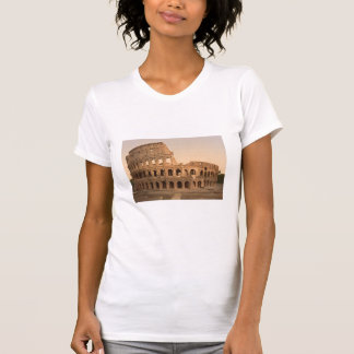Exterior of the Colosseum, Rome, Italy Tshirt