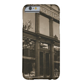 Exterior of the Faberge Shop, St. Petersburg, earl Barely There iPhone 6 Case