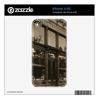 Exterior of the Faberge Shop, St. Petersburg, earl Decal For The iPhone 4S