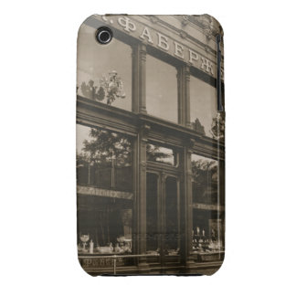 Exterior of the Faberge Shop, St. Petersburg, earl iPhone 3 Cover