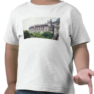 Exterior of the Facade des Loges Tee Shirt