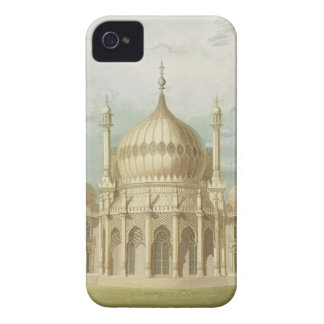 Exterior of the Saloon from Views of the Royal Pav iPhone 4 Covers