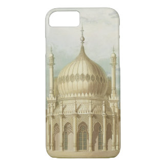 Exterior of the Saloon from Views of the Royal Pav iPhone 8/7 Case