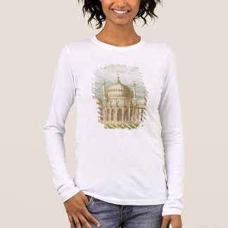 Exterior of the Saloon from Views of the Royal Pav Long Sleeve T-Shirt