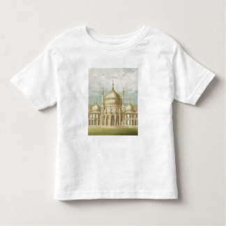 Exterior of the Saloon from Views of the Royal Pav Toddler T-shirt