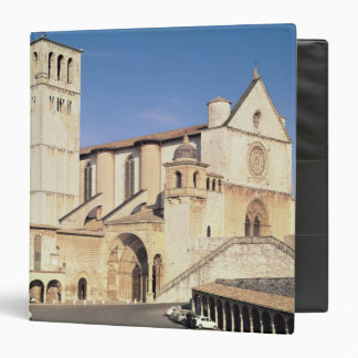 Exterior of the Upper and Lower Church, 1228-53 3 Ring Binder