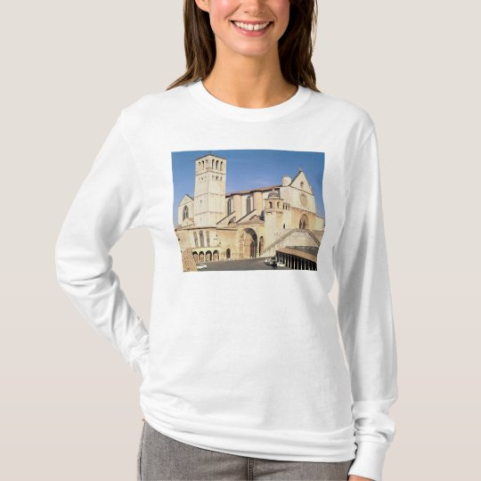 Exterior of the Upper and Lower Church, 1228-53 T-Shirt