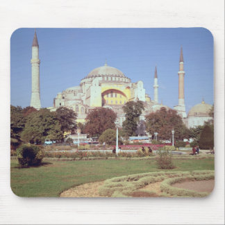 Exterior view, built 532-37 AD Mouse Pad
