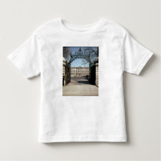 Exterior view from the gate, built 1745-47 toddler t-shirt