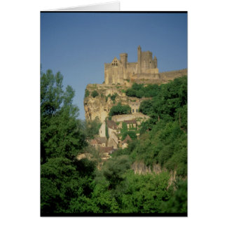 Exterior view from the lower cliffs greeting cards
