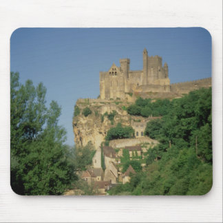 Exterior view from the lower cliffs mouse pad