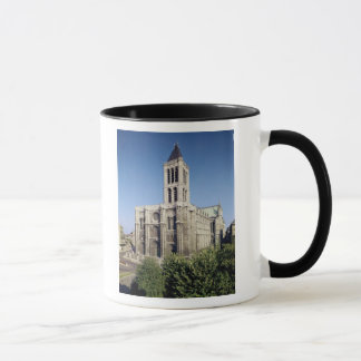 Exterior view from the south west, 1122-1281 mug