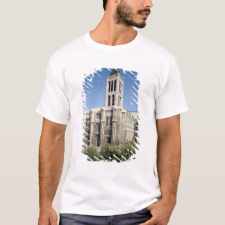 Exterior view from the south west, 1122-1281 T-Shirt