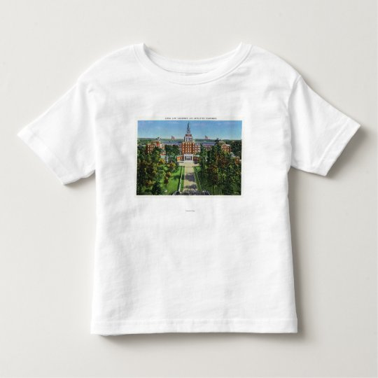 Exterior View of Aetna Life Insurance Building Toddler T-shirt