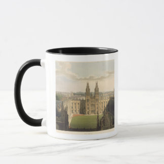 Exterior view of All Souls College, taken from the Mug