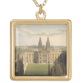 Exterior view of All Souls College, taken from the Jewelry