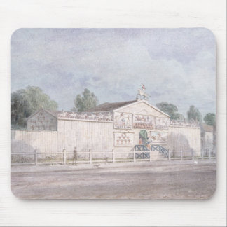 Exterior view of Astley's Amphitheatre, 1777 Mouse Pad