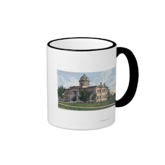 Exterior View of Canyon County Court House Mugs