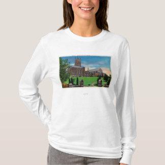 Exterior View of Colgate Divinity School T-Shirt