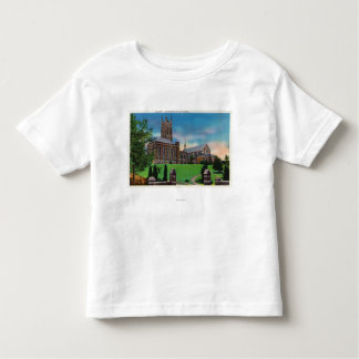Exterior View of Colgate Divinity School T-shirts