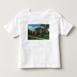Exterior View of Josselyn Hall, Vassar College Toddler T-shirt