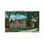 Exterior View of Kendrick Hall, Vassar College Postcard